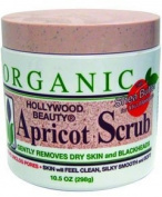 Hollywood Beauty Apricot Scrub, 310ml