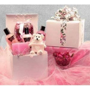 Relaxation Spa Care Package Gift for Her GiftBasketsAssociates Spa Gifts for Her