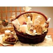 Vanilla Bliss Spa Gift Basket GiftBasketsAssociates Spa Gifts for Her