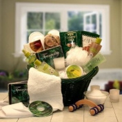 Spa Luxuries Gift Basket for Women