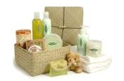 Fresh and Clean Spa Basket by GiftBasket