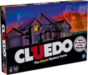Cluedo Classic Mystery Deduction Board Game W 2 Player Version
