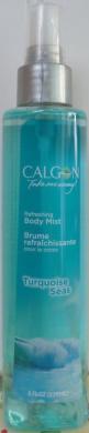 Calgon Refreshing Body Mist, Turquoise Seas, 240ml