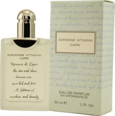 Adrienne Vittadini Capri By Adrienne Vittadini For Women. Eau De Parfum Spray 30mls