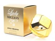 LADY MILLION FOR WOMEN BY PACO RABANNE 80ML 2.7OZ  Eau De Parfum   SP
