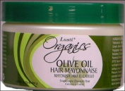 Organics Hair Mayonnaise Conditioning Treatment for Damaged Hair 300ml By Lusti Professional