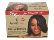 Dr. Miracles Relaxer New Growth Regular Kit