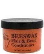 Kuza Beeswax Hair & Braid Conditioner 240ml