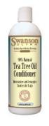 Tea Tree Oil Conditioner 16 fl oz (474 ml) Liquid by Swanson Ultra