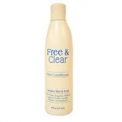Free & Clear Conditioner, Sensitive Skin and Scalp 8 fl oz