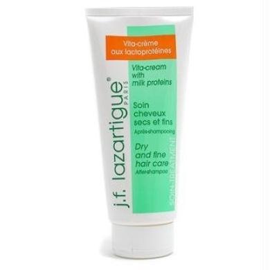 J. F. Lazartigue Vita Cream With Milk Proteins ( Dry & Fine Hair )