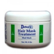 Dudley's Hair Mask Treatment Mud Mask for Unisex, 240ml