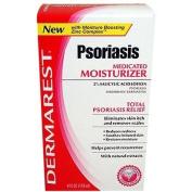 Dermarest Psoriasis Medicated Moisturiser -- 120ml