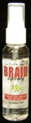 Black Queen Olive Oil Braid Spray 240ml