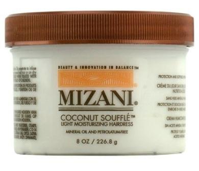 Mizani Coconut Souffle Light Moisturising Hairdress 240ml
