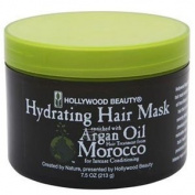 HOLLYWOOD BEAUTY Hydrating Hair Mask Enriched with Argan Oil 220ml