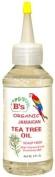 B's Organic Jamaican Tea Tree Oil Scalp Food 120ml