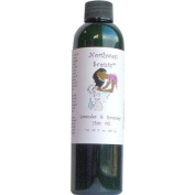 Northwest Scents Lavender and Rosemary Hair Oil for Black, African American, Afro Caribbean, Dry, Coarse, and Highly Textured Hair - 250ml bottle