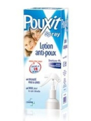 Cooper Pouxit Anti-Lice and Nits Lotion Spray 100ml