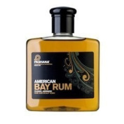 Pashana American Bay Rum 250Ml, Classic Aromatic Hair & Scalp Tonic