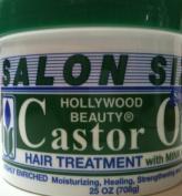 Hollywood Beauty Castor Oil Hairtreatment With Mink Oil 740ml