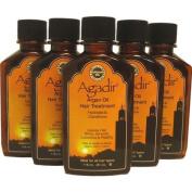 Agadir Argan Oil Hair Treatment 5pcs X 120ml.