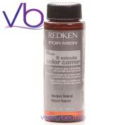 Redken 5 Minute Hair Colour for Men, Medium Ash, 60ml