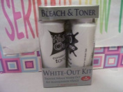 N Rage Bleach and Toner Kit