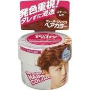 Men's Palty Water Wax Hair (Gel Type Colourant) - Smart Rose