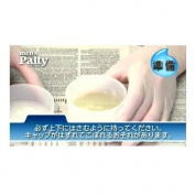 Men's Palty Water Wax Hair (Gel Type Colourant) - Natural Brown