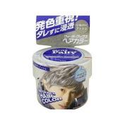 Men's Palty Water Wax Hair (Gel Type Colourant) - SILVER ASH