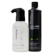 Goldwell Men ReShade Developer Concentrate and Innovative Foam Applicator Bottle - Developer / Bottle