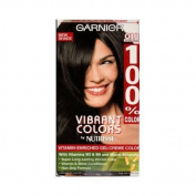 Garnier 100% Colour Vitamin-Enriched Gel Crème, 010 Intense Black