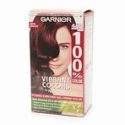 Garnier 100% Colour Vitamin-Enriched Gel Crème, 460 Deep Auburn