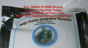 100 Grammes Bag of Natural Indigo Powder (wasma in Arabic and Urdu) Indigofera Tinctoria New Crop