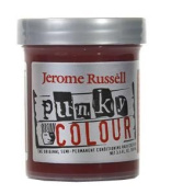 Jerome Russell Punky Colour Cream Rose Red