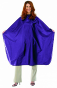 Betty Dain Nylon Chemical Cape, Purple hook and loop Closure, 0.5kg