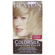 Revlon Colorsilk Beautiful Colour, Light Ash Blonde 80