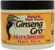 Hair Vite Ginseng Gro Maximum Hair Gro 120ml