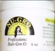 Nu-Gro Professional Hair-Gro Oil