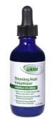 Miracle Plus Thinning Hair Volumizer European Spa Serum for Men and Women - With Aloe Vera and Witch Hazel. 60ml