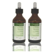 UNA Oxygenating Treatment for Hair Loss 90ml (Pack of 2)