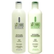 Dr Ross' BIOGEM Shampoo 350ml /Conditioner 350ml- Normal to Dry
