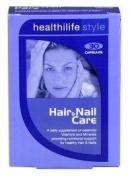 Healthilife Hair And Nail Care 30caps