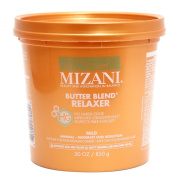 Mizani Butter Blend Relaxer Mild, Minimal-Moderate Curl Reduction 890ml