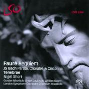 Faur': Requiem; Bach