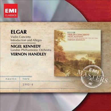 Elgar: Violin Concerto; Introduction & Allegro