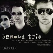 Benaud Trio Performs Music by Ross Edwards, Paul Stanhope, Matthew Hindson, Nicholas Buc