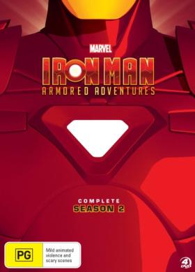 Iron Man Armoured Adventures: Season 2