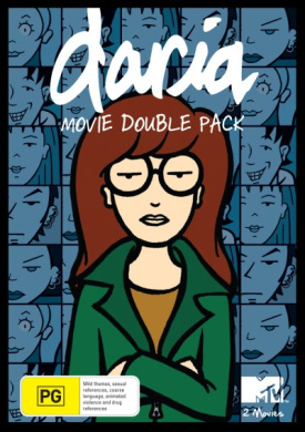 Daria: Movie Double Pack (1 Disc)